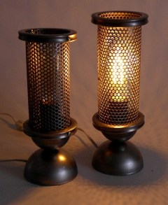 48 Amazing Lamps Selection From DIY Tire Projects 21