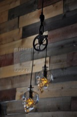 48 Amazing Lamps Selection From DIY Tire Projects 26
