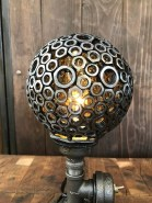 48 Amazing Lamps Selection From DIY Tire Projects 40