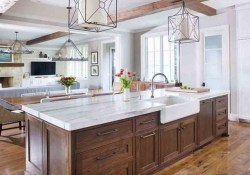 10 Farmhouse Kitchen Sinks Home Decor 6