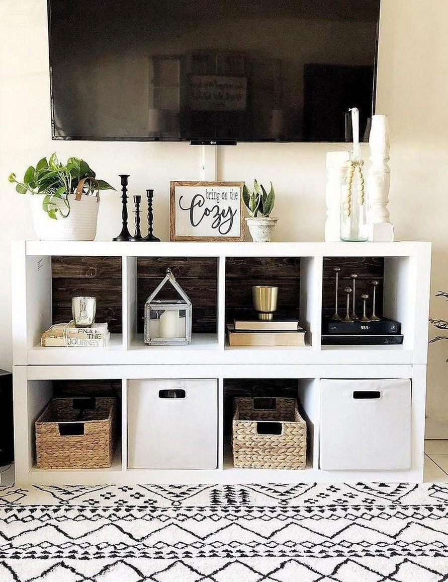 60 The Benefits of Floating Shelves Home Decor 21