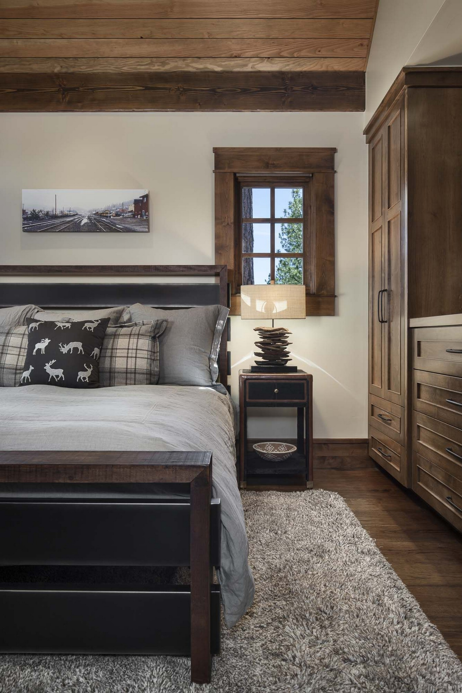 64 Rustic Bedroom Furniture How to Look Elegance Home Decor 6