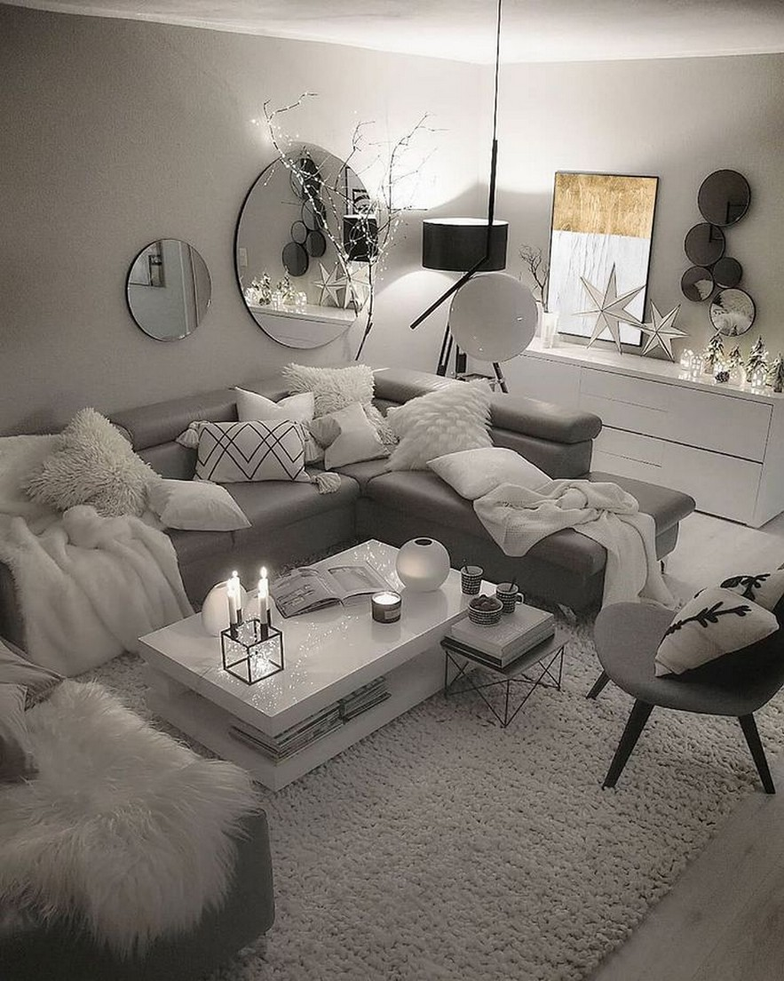 98 living room decor ideas for the comfort of your rest Home Decor 95