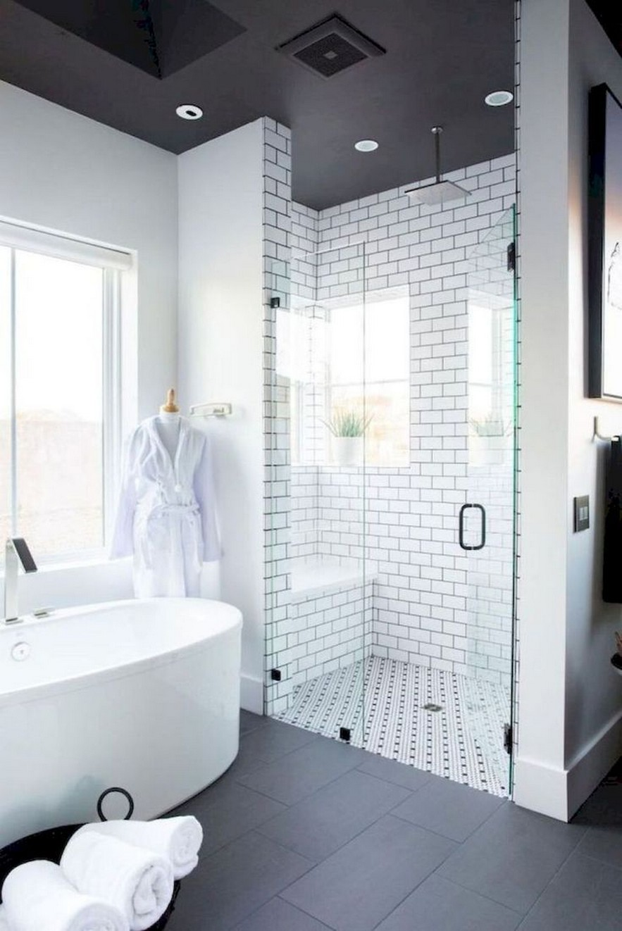 70 Master Bathroom Remodeling For Man and Woman Home Decor 17