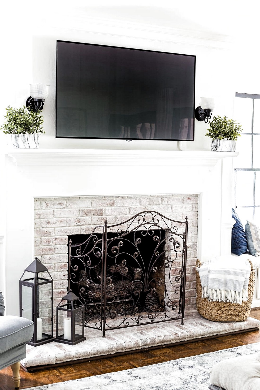 76 Stone Fireplaces The Hearth Is The Heart of The Home 39