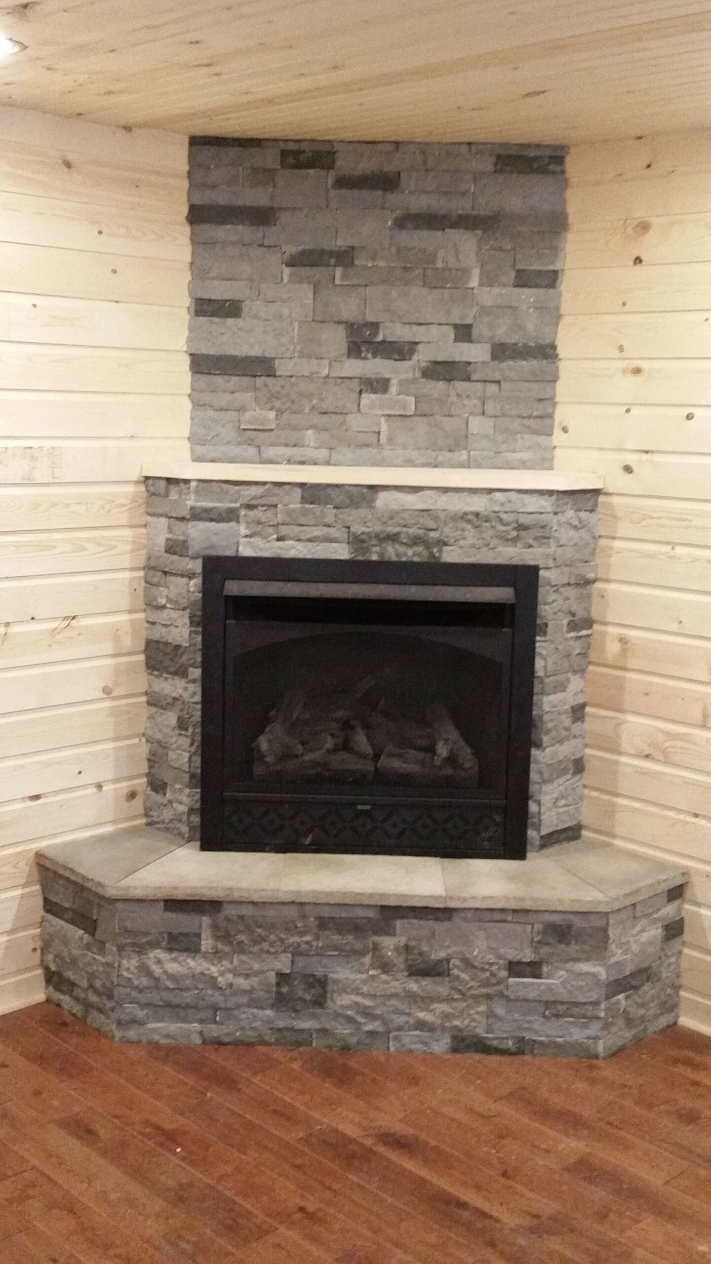 76 Stone Fireplaces The Hearth Is The Heart of The Home 53