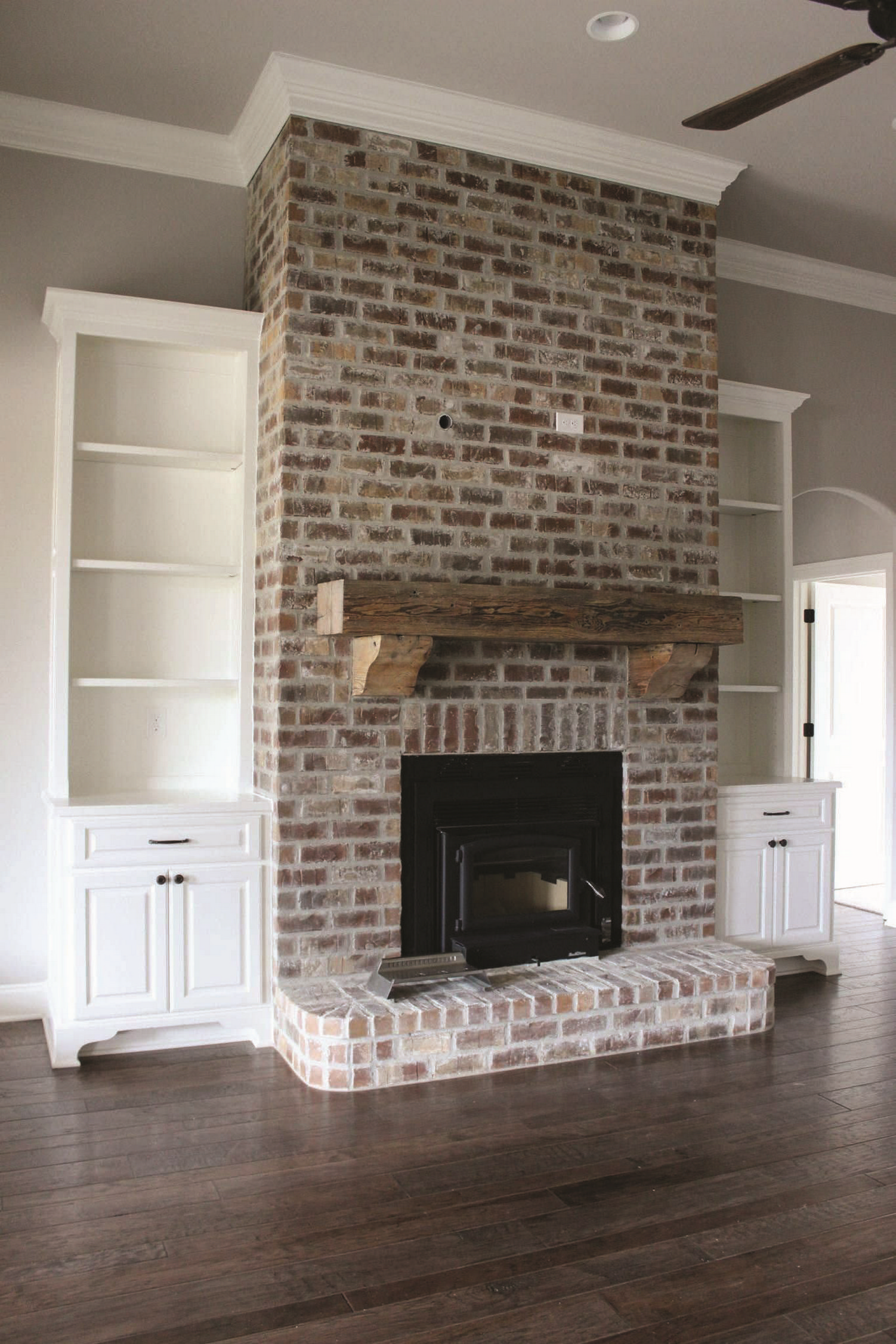 76 Stone Fireplaces The Hearth Is The Heart of The Home 60