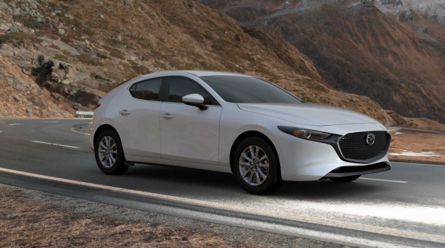 Mazda 3 Grand Touring LX 2022 Changes