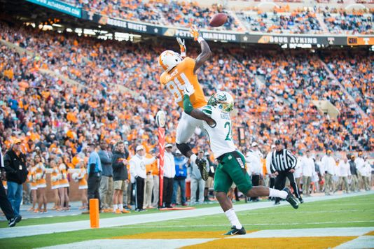 With Signs of Progress, Vols Look to Finish Strong