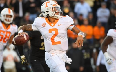 Vols Prepare for Tough 3 Game Stretch
