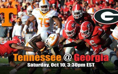 Game 3: Tennessee vs Georgia