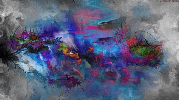 Abstract Painting Nature Hd Wallpaper Latest Wallpapers
