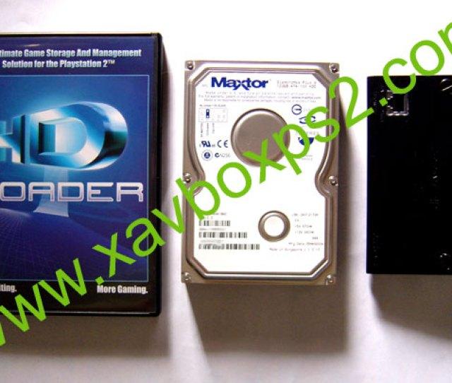 Hdloader Disque Dur Adaptateur Modem Ps2