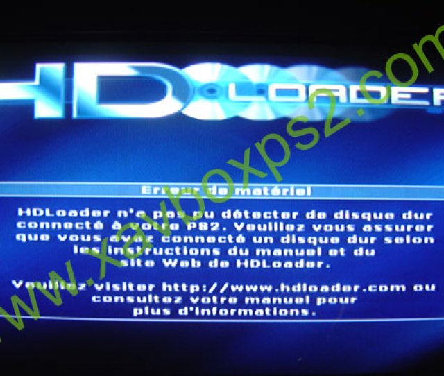 The Hd Loader Is Withdrawn Of The Sale At The Request Of Sony These Pages Is Left Only To Show That The Ps2 Also Can Manage A Hard Disk
