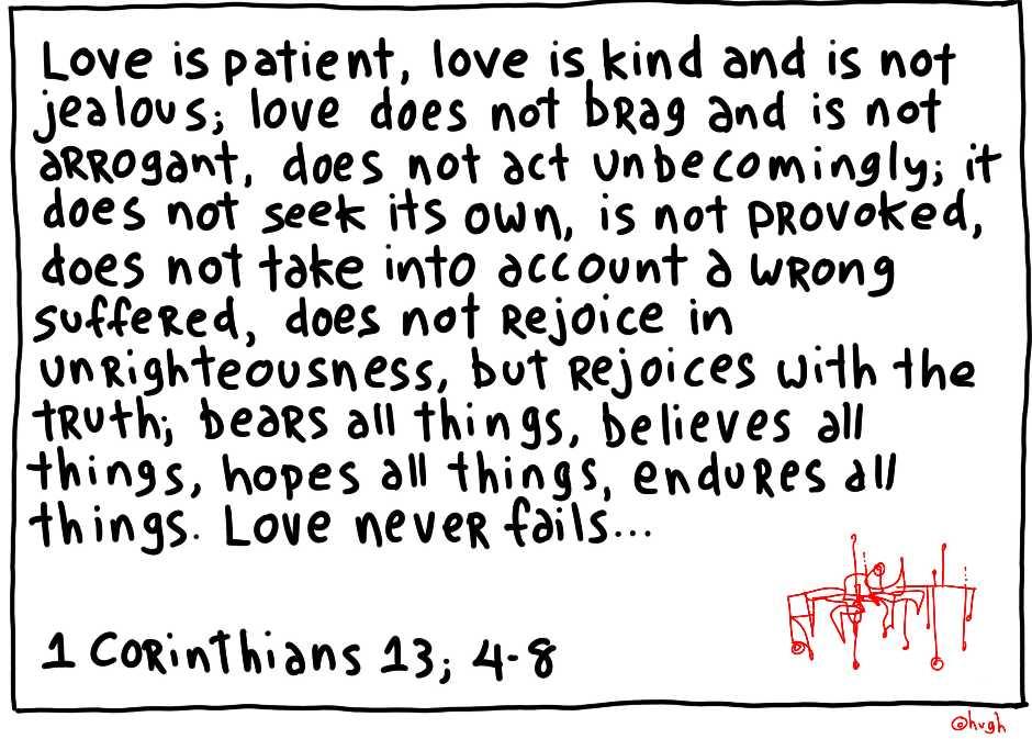 Definition Love Bible