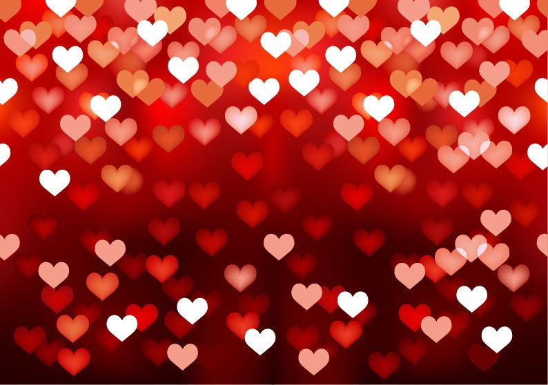 Love Hearts Wallpaper 4 Free Hd Wallpaper