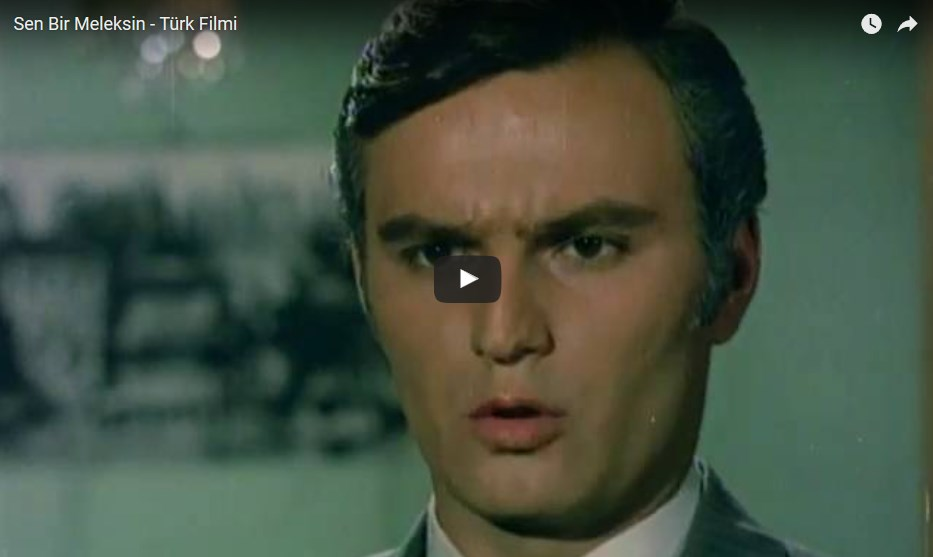 Sen Bir Meleksin – Türk Filmi