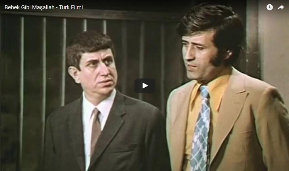 Bebek Gibi Maşallah – Türk Filmi