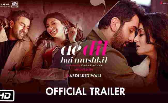 ae dil hai mushkil full movie hd download 720p