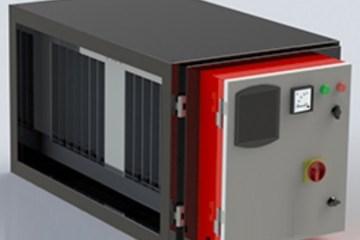 Elektrostatik Baca Filtre Sistemi Nedir