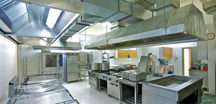 Yemekhane Havalandırma Sistemleri