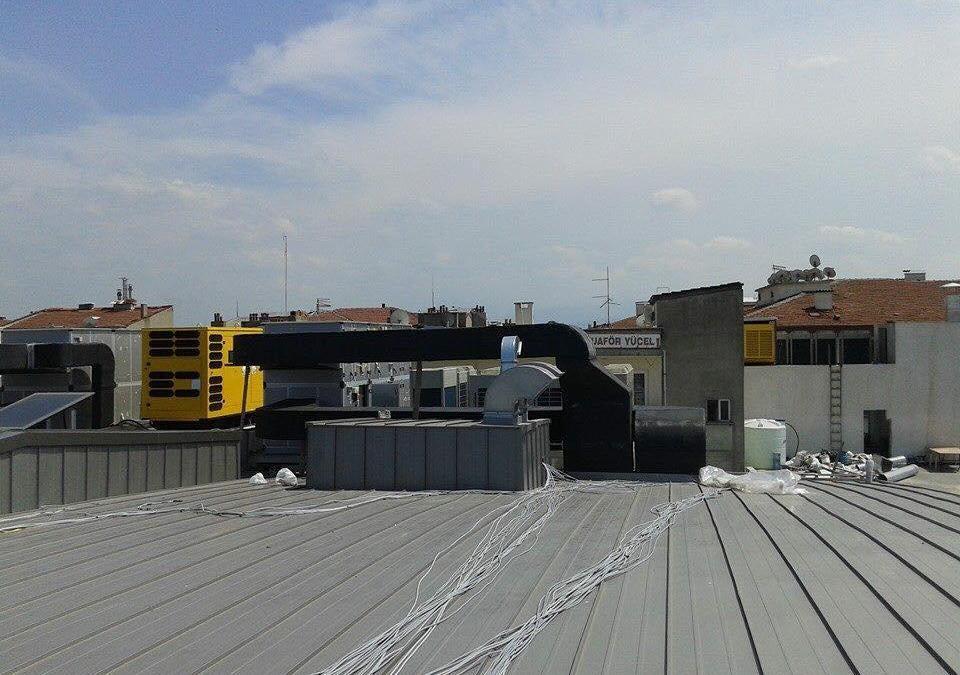 İçmeler Mahallesi Havalandırma Sistemleri