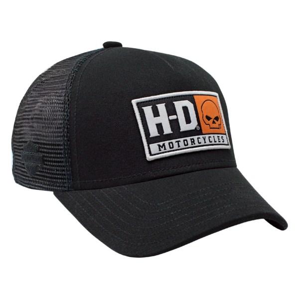 Harley-davidson Military Ballcap - Overseas Tour