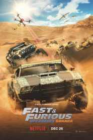 Fast and Furious: Spy Racers (2020) S03 Complete NF Hindi Dubbed