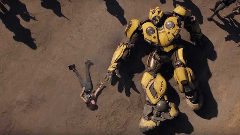 Bumblebee (2018) Full Movie Download Hindi