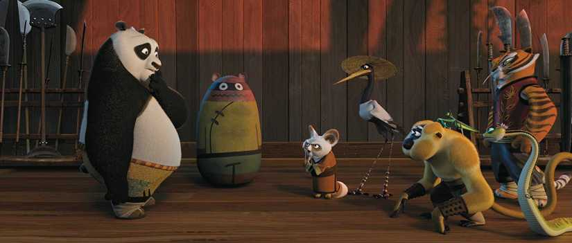 Download Download Kung Fu Panda Full Movie Dual Audio
