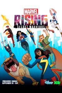 Marvel Rising Secret Warriors full movie download