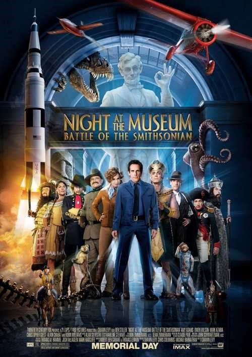 Night at the Museum Battle of the Smithsonian full movioe download