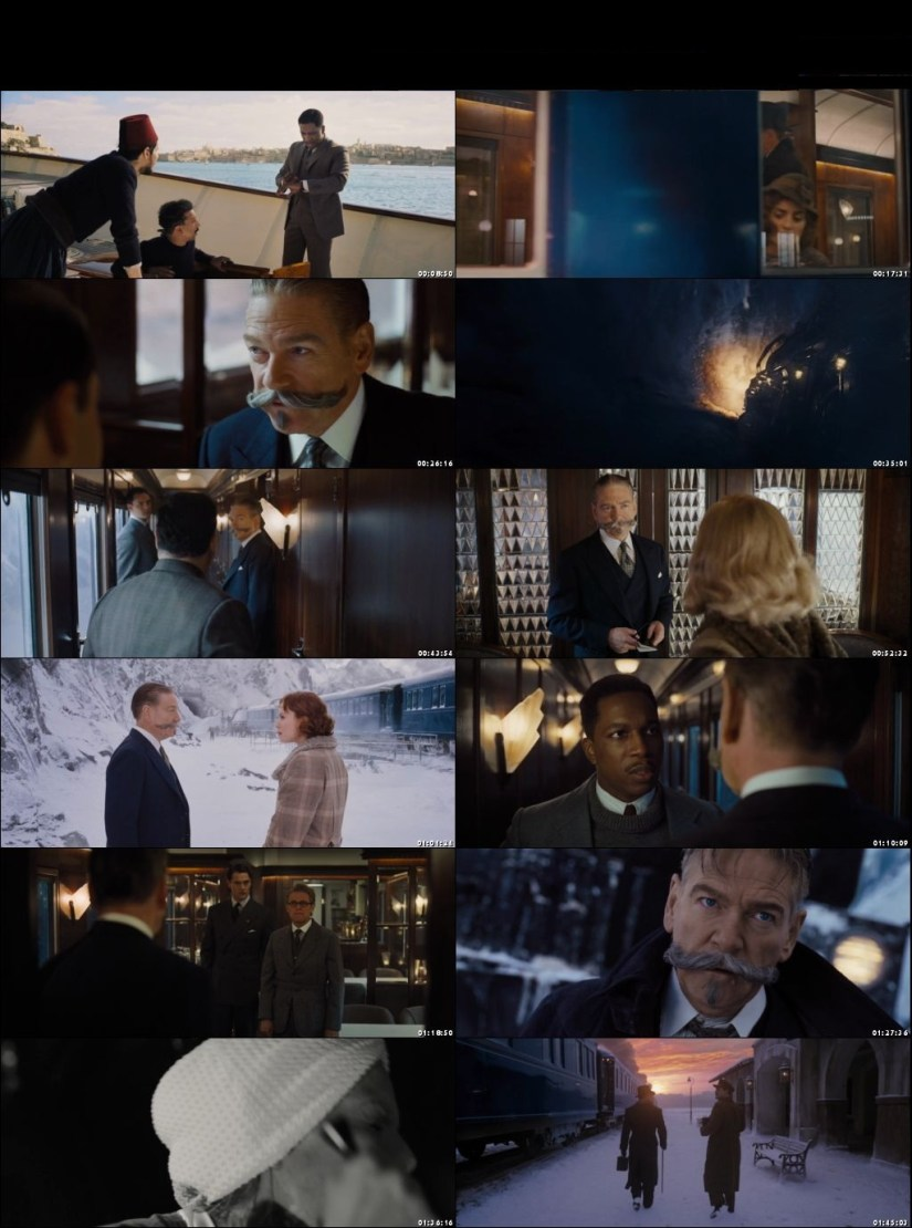 Murder on the Orient Express Full Movie Download