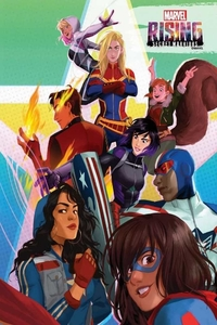 Download Marvel Rising Secret Warriors Full Movie Hindi 480p