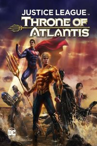 Download Justice League Throne of Atlantis Full Movie Hindi 720p