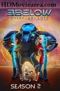 3Below Tales of Arcadia Season 2 Download
