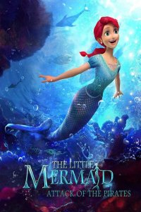 Download The Little Mermaid Attack of the Pirates Full Movie Hindi 720p