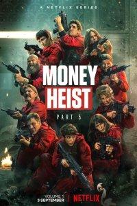 Download Money Heist – Part 5 Vol. 1 (2021) Hindi 720p