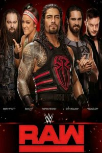 Download WWE Monday Night Raw 11th October Full Video 480p