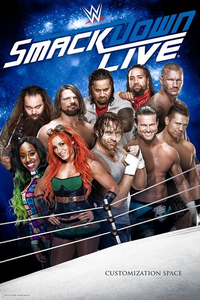 Download WWE Friday Night Smackdown Full Show 720p