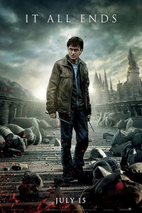 Download Harry Potter and the Deathly Hallows Part 2 Hindi 720p