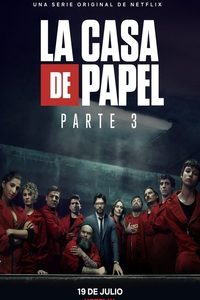 Download Money Heist (2019) Season 3 Hindi 720p