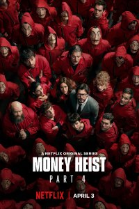 Download Money Heist (2020) Season 4 Hindi 720p