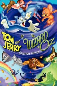 Download Tom and Jerry & The Wizard of Oz Full Movie Hindi 720p