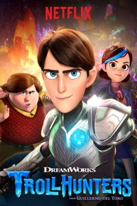 Download Trollhunters Tales of Arcadia (2016) Hindi 720p