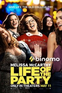 Download Life of the Party Full Movie Hindi 720p