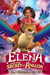 Elena and the Secret of Avalor (2016) Full Movie Download Dual Audio 720p