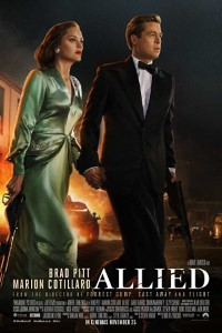 Allied (2016) Full Movie Download Dual Audio 480p
