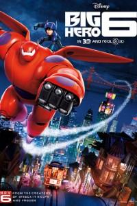 Big Hero 6 (2014) Full Movie Download Dual Audio 480p