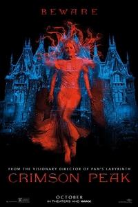Crimson Peak (2015) Full movie Download Dual Audio 720p